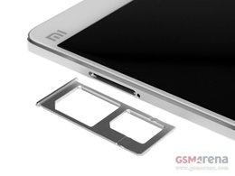 Wholesale Note Sim Tray - Wholesale-100% Original for Xiaomi Mi Note Micro SIM Card Tray Slot Holder for Xiaomi Mi Note Dual SIM Slot Replacement Parts
