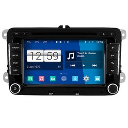 Wholesale Car Dvd Vw Polo - Winca S160 Android 4.4 System Car DVD GPS Headunit Sat Nav for VW Polo 2009 - 2012 with 3G Radio Video Tape Recorder