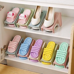 Wholesale Shoe Organizer Cabinet - Home Shoe Rack Shelf Storage Closet Shoes Organizer Cabinet Holder Household Daily Products
