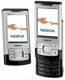 telefone original do teclado árabe Desconto Original Nokia 6500S Desbloqueado Telefone Móvel Árabe Russo Inglês Teclado 3.15MP Slide 3G Telefone Recondicionado