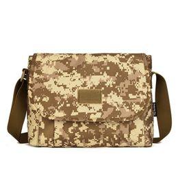 Wholesale Messenger Bag Minimalist - Wholesale-Men Cross-section Waterproof Satchel Messenger Bag Casual Shoulder Bags For IPAD Households Minimalist Big Bag Free Shipping