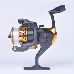 Wholesale Spinning Reel Painting - Fishing Spinning Reel with metal spool good painting retrieval ratio 5.1 : 1 Good Reels for Fishing X60*HM565#s1