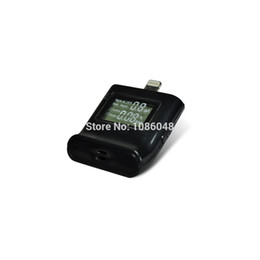 Wholesale Iphone Breath - Wholesale-iPEGA High quality Digital LCD Backlight Breath Alcohol Tester For iPhone 5 5S 5C iPad Air iPad 4  iPad Mini  iPod