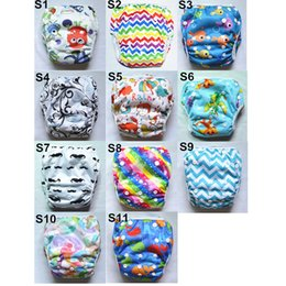 Wholesale Boys Swim Pants - U PICK Swim Diaper Nappy Pants Reusable Adjustable Infant Baby Boy Girl Toddler, 34 Choices