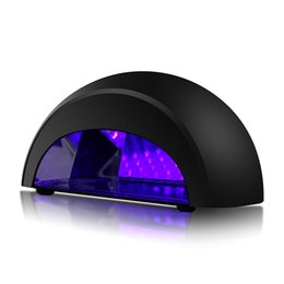 Wholesale Activate Orders - 12W Professional LED UV Lamp Manicure LED Light Timer 30s 60s 90s 30m Activate Automatic Induction Nail Dryer EU Plug order<$18no track