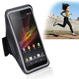 Wholesale Lg Optimus G Pro Phone - for LG Nexus5 G2 G3 Optimus G Pro G Flex D958 Armband Case Running Accessories Sport Cell Phone Arm Band Bracadeira Phone Holder