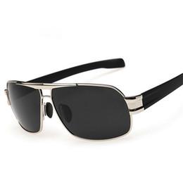 Wholesale News Fashion Designers - 2016 News Brand designer pilot driving High Quality Men Polarized SUNGLASSES oculos eyewear lunettes P3258 gafas