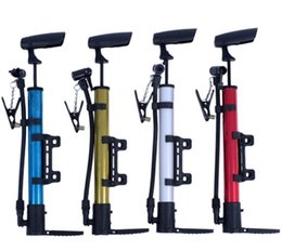 Wholesale Mountain Pump - NEW Aluminum alloy pump bicycle pump bicycle inflationists mountain bike Ball portable mini pump