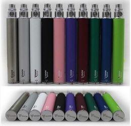 Wholesale Ego T Battery Variable - IN STOCK vision spinner battery vision 1 3.3-4.8V Variable Voltage VV battery 650 900 1100 1300mAh VS ego-t battery DHL Free
