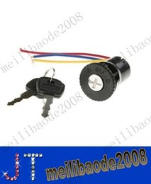 Wholesale Kart Ignition - FREE SHIPPING Ignition Switch Key Lock Set for Scooters ATV Go Kart MYY10335A