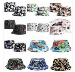 Wholesale new style bucket hat men cayler son snapback fishing hat bucket hat hip hop Bob bucket hat with string