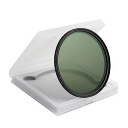 Wholesale Filter Fader Nd - FOTGA Ultra Slim Fader Variable ND-MC Filter ND2 to ND400 Neutral Density 82mm