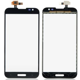Wholesale Lg Optimus Pro Glass - New Touch Screen Glass Digitizer Panel Replacement For LG Optimus G Pro E980 E985 F240 Free Shipping