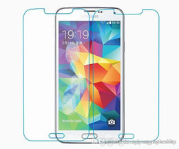 Wholesale Galaxy S4 Gorilla - Gorilla Tempered Glass LCD Screen Film Shatter & Scratch-Proof PROTECTOR Screen Guard FOR Samsung Galaxy S3 S4 S5 Mini I9600 Note 2 Note 3