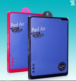 Étuis en plastique pour tablette en Ligne-500pcs Mode Universel Conception Originale Emballage De Détail Emballage Boîte, Boîte En Plastique Pour iPad Air Smart Cover Tablet Case