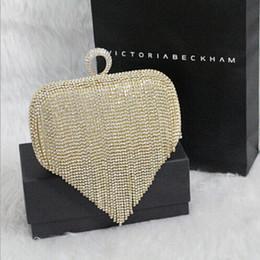 Wholesale Designer Evening Bag Clutch Ring - Classic Daimand women handbag ring designer handbag luxury designer bags evening bags top quality 2 colors