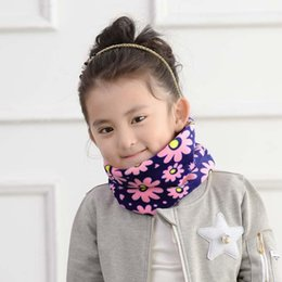 Wholesale Crochet Childrens Scarf - Cartoon Crochet Scarf Children Scarves Baby Kids Scarf 2015 Autumn Winter Scarf Boys Girls Scarves Childrens Accessories Kids Scarves C17601