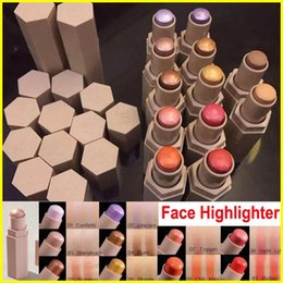 Wholesale Easy Skin - 12 Colors Fenty Beauty Concealer Makeup By Rihanna Longwear Shimmer Skin Stick Starstruck Highlighter onceal contour highlight free shipping