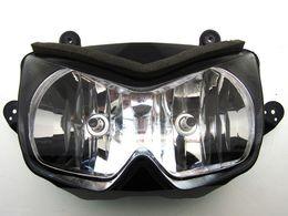 Wholesale Ninja Headlight - Brand New Motorcycle Headlights for Kawasaki Ninja EX250 2008-2012 EX250 2008 2009 2010 2011 2012 Clear Color