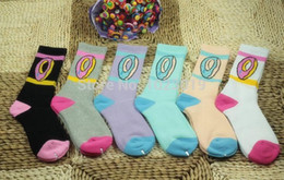 Wholesale High Quality Girls Socks - Wholesale-Odd Future Socks High Quality Thicken Version Odd Future Donut Socks For Hip Hop Girls Boys  Golf Wang