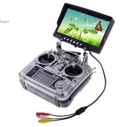 Wholesale Fpv Monitor Bracket - New Glass Fiber FPV Monitor Mount Holder Display Mounting Bracket for Transmitter 22
