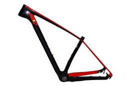 Wholesale Mountain Bike 29er - cheap Carbon Frame MTB 29er,Disc Post Mount,3k glossy Finish,Size17 and 19',For Bike Bicycle,2 years warranty