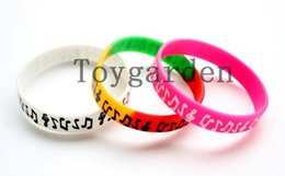 Wholesale Rubber Wristbands Bracelets Personalized - 50pcs customized rubber hand bands promotions custom silicone bracelets cheap personalize on silicone wristbands