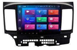 8-Core Android 6.0 10,2 Zoll Auto DVD Gps Navi Audio für Mitsubishi Lancer EX 10 GaLant Fortis Ispira 2007-2015 Lenkrad DAB von Fabrikanten