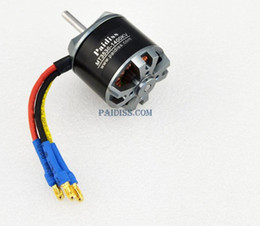Wholesale Brushless Motor Freeship - Free shipping Paidiss MT3536 Series 1400KV High-Powered Super Cooling Brushless Outrunner Motor with MT35 Accessories package