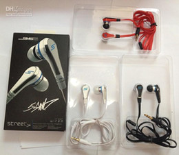 Wholesale Wholesale Price Audio - mini 50 Cent Earphones SMS Audio Street by 50 Cent Headphone In-Ear Headphones Factory Price for Mp3 Mp4 Cell phone tablet