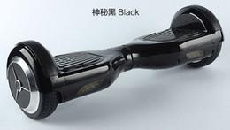 Inteligente auto equilíbrio roda 6.5 polegadas scooter elétrico inteligente boaalance brd placa drift elétrico 2 rodas com saco de transporte de Fornecedores de alto-falante balanceamento de scooters