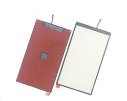 Wholesale Lit Digitizer - Repair Parts Refurbishment LCD Backlight Film Replacement For iPhone 4 4S 5 5S 5C 6 6 Plus Back light Display Digitizer Touch Screen