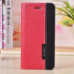 Wholesale Galaxy Note2 Luxury Case - Free Shipping!! New Luxury cross lines grain Wallet Leather Case for Samsung Galaxy S5 Note2 3 4 iphone5 6 SNOY Z2 Z3 LG G3 HTC M8