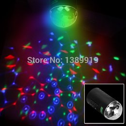 Wholesale Disco Laser Lights Prices - Wholesale-Free Shipping 4pcs lot 3W LED Light Effect Laser Disco Club Party DJ Disco Stage Lighting RGB LED Projector Wholesale Price