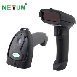 Wholesale Barcode Scanner For Android - Wholesale- Handheld Wireless Bluetooth Barcode Scanner Laser 1D Bar Code Reader for Android and ios iphone - 2015LY