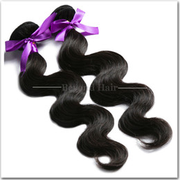 Wholesale 5a Malaysian Weave - 5A Grade Cheap Price Unprocessed Virgin Malaysian Hair 8-30inches Body Wave Hair Weave Human Hair Extensions