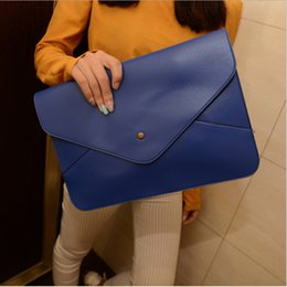 Wholesale Envelope Wallets - Wholesale-Women Leather Bags Women's Handbags 2015 Fashion Handbag Messenger Tote Woman Shoulder Cross-Body Evening Bag Clutch Wallets