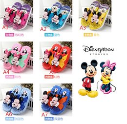 Wholesale Cheap Baby Slippers - 2016 children slippers.Summer lovely cartoon baby sandals cheap soft bottom baby slippers factory direct sale 5pair 10pcs B3