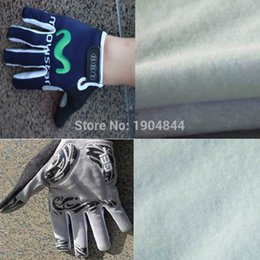 Wholesale Gloves Movistar - Wholesale-2015 High Quality Women Men Movistar Winter Thermal Cycling Gloves Full Finger Mittens MTB Mountain Bike Bicycle Sport Gloves
