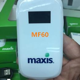 Wholesale 3g Wireless Mifi - 3G Wireless Router 21M MIFI For ZTE MF65 MF65M MF60