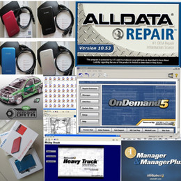 Wholesale Mitchell Manager - 2017 alldata auto repair software Alldata 10.53 + Mitchell ondemand 5.8 2015 + Mitchell manager plus 25in1 in 1TB HDD free remote install