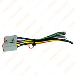 Wholesale Audio Harness - FEELDO Car Radio Player Wiring Harness Audio Stereo Wire Adapter for MERCURY Marauder Mariner Montego Monterey#3846