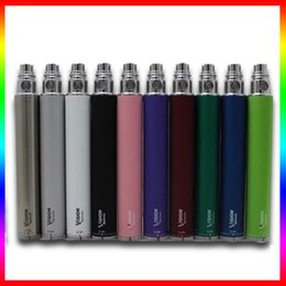 Wholesale Ego Atomizer Dhl - Vision Battery EGO Twist Electronic Cigarette Variable Voltage 3.3-4.8V 650mah 900mah 1100mah vision V2 atomizer Vaporizer DHL Free