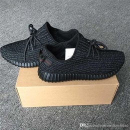 Wholesale Real Dive - Real 350 Boost Pirate Black Turtle Dove Grey TANS MOON ROCK Mens Boost 350 Kanye west With Box Men's