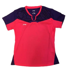 "Wholesale China Man T Shirt - Wholesale-No ""CHINA"" . 2016 LI-NING Zhang JiKe pingpong shirt , Table Tennis sportswear Women Men , table tennis t-shirts"