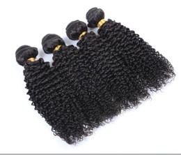 Wholesale One Piece Hair Extensions Wholesale - 8A Quality Virgin Human Hair one 16 inch brazilian water Wave Hair Extension and 1 piece 12inch peruvian Body wave