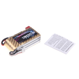 Wholesale Max Car Battery - High Power YKS Lipo Battery 11.1V 1300mah 20C MAX 30C T Plug for RC Car Airplane Helicopter Part order<$18no track