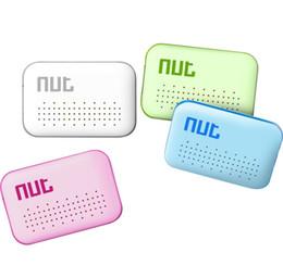 Wholesale Genuine English - 100% Original Genuine Nut 3 Nut mini Smart Finder Itag Bluetooth WiFi Tracker Locator Lage Wallet Phone Key Anti-lost