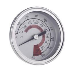 термометр калибр bbq Скидка Инструменты для приготовления пищи барбекю курению яма гриль термометр темп датчик для выпечки 2.25