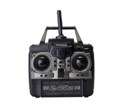 Wholesale X Helicopter - Wholesale-F08970 X40V 6-Axis GYRO Camera FPV Mini 4CH RC Quadcopter Helicopter Toy UFO LED RTF X-40V + Freeship